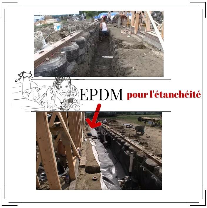 epdm earthship