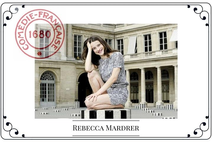 Rebecca Mardrer theatre