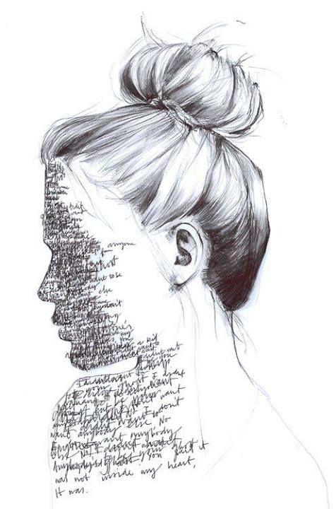 visage lettres